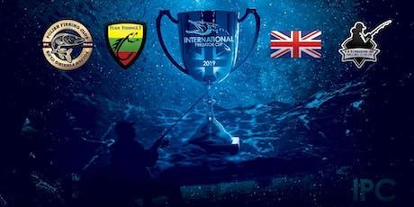 International Predator Cup 2019 tickets