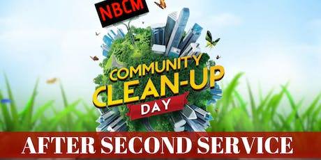 NBCM COMMUNITY DAY tickets