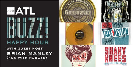 Buzz Happy Hour  with Brian Manley at Eddie's Attic tickets
