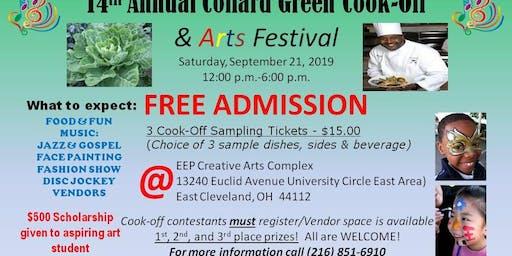 Collard Green Cook-off & Arts Festival