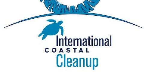 International Coastal clean up - meet across Bradleys on the waterfront