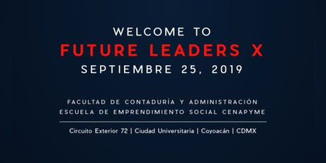 Future Leaders X entradas
