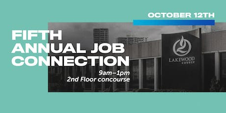 Lakewood Job Connection 2019 - Employer Registration tickets