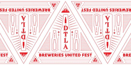 DTLA Breweries United Fest tickets