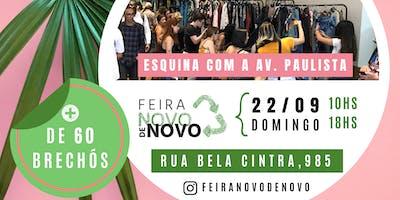+ de 60 Brechós perto da Av. Paulista - Feira Novo de Novo