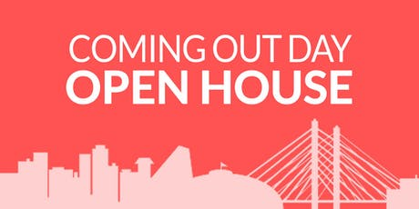 Coming Out Day Open House tickets
