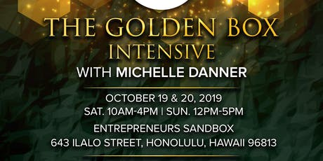 The Golden Box Intensive with Michelle Danner tickets