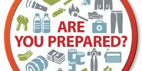 Emergency Planning for you & your family tickets