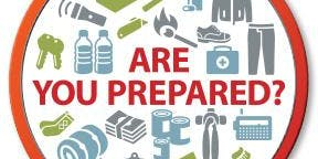 Emergency Planning for you & your family