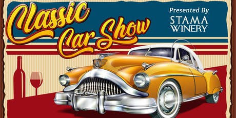 Classic Car Show hosted by Stama Winery tickets
