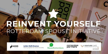 Rotterdam Spouse Initiative - Reinvent yourself tickets