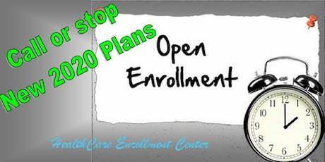 Healthcare Weekend Open Enrollment tickets