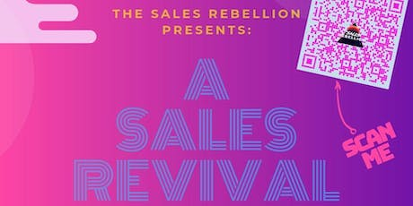 Sales Revival tickets