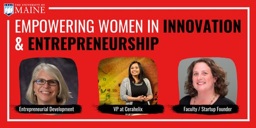 Empowering Women in Innovation & Entrepreneurship