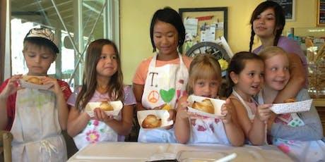 Thanksgiving Kids Baking Class- Apple Pie tickets