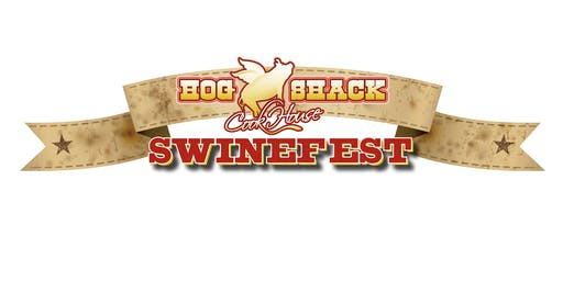 Hog Shack's SWINEFEST 2019