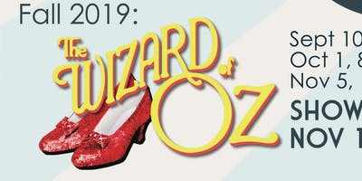 Madison Middle School Fall 2019 Class- The Wizard of Oz