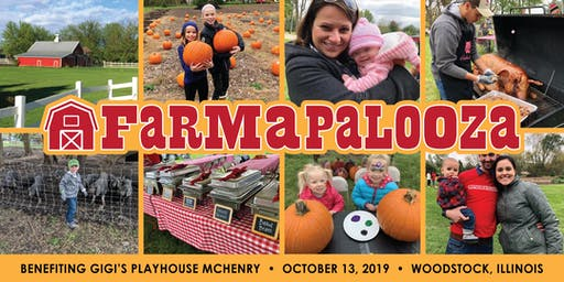 Farmapalooza 2019 benefiting GiGi's Playhouse McHenry