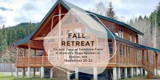YIN & YANG WOMEN'S RETREAT: Additional tickets available at bit.ly/2YblPQd