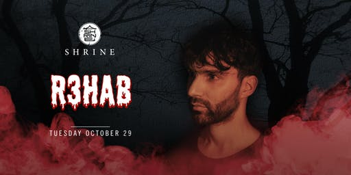 I Love Tuesdays feat. R3HAB 10.29.19