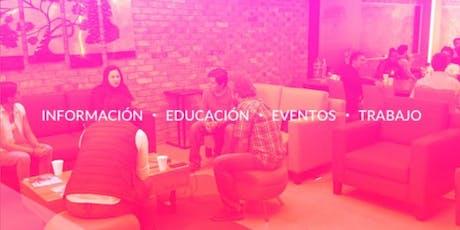 Talleres UX México // UX Writing, comunicación centrada en las personas (Introducción) tickets