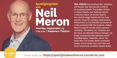 Spotlight@SDA - Neil Meron