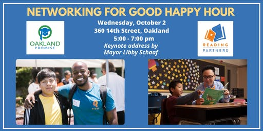 Networking for Good Happy Hour