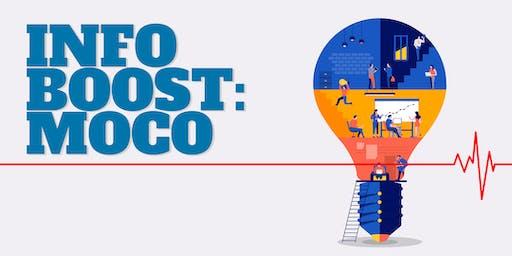 InfoBoost: MOCO