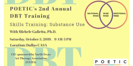 Dialectical Behavior Therapy (DBT) 1 Day Skills Training: Substance Use