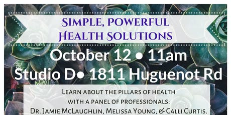 Simple Health Solutions tickets