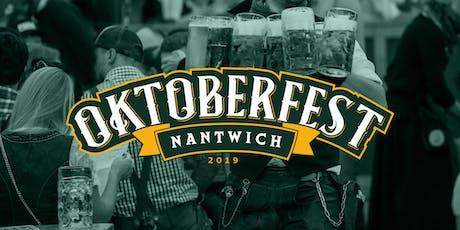 Oktoberfest Nantwich 2019 tickets