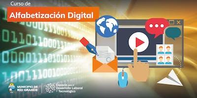 Alfabetización Digital - NOVIEMBRE [Martes y Viernes TT]