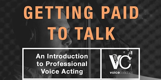 Tampa- Getting Paid to Talk, An Intro to Professional Voice Overs