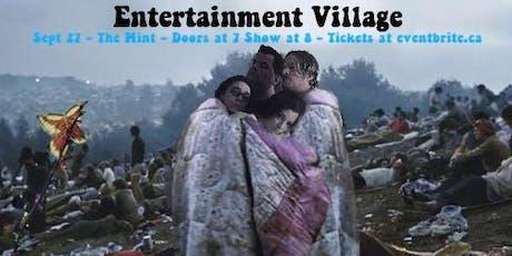 Entertainment Village tickets