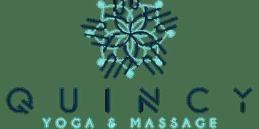 Gentle Yoga @ Quincy Yoga & Massage