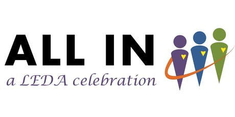 ALL IN: a LEDA celebration tickets