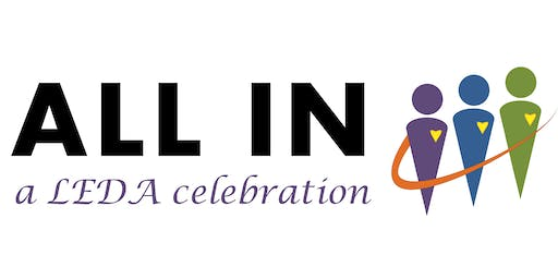 ALL IN: a LEDA celebration