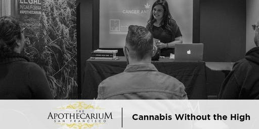 Cannabis Without the High: CBD and THCA for Cancer, Mood, and Pain