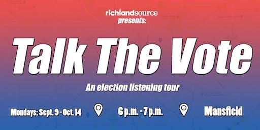 Talk The Vote Ward 2: A Richland Source Listening Tour