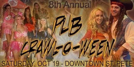 8th Annual Pub Crawl-O-Ween tickets