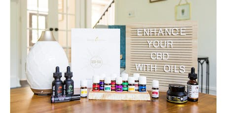 The Power of Pairing CBD & Essential Oils - ONLINE CLASS tickets