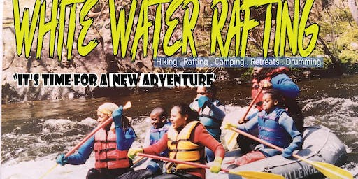 WhiteWater Rafting With BodyGems