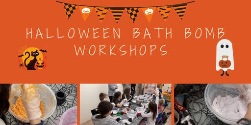 Molly & Me Candles presents Halloween Bath Bomb Workshops at Millenium Court