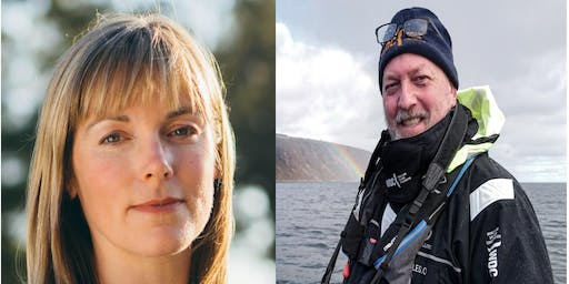 NBF: Outdoors Double Bill with authors Merryn Glover & Charlie Phillips