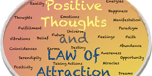 Positive Thoughts and Law of Attraction (New Topic Every Week)