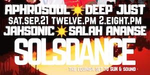SOLSDANCE: the equinox set to sun & sound