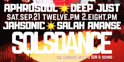 SOLSDANCE: the equinox set to sun & sound