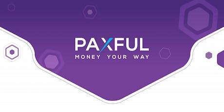 Paxful Cripto Tour - CoinLogiq & Paxful Meetup entradas