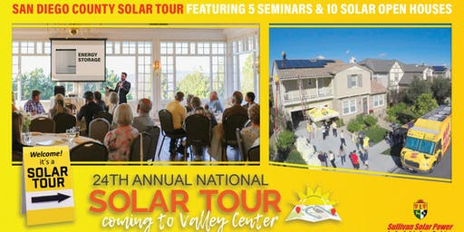 Valley Center Solar Tour