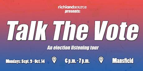 Talk The Vote Ward 3: A Richland Source Listening Tour tickets